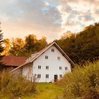 Liebevoll renovierter Bauernhof umgeben von herrlicher Natur, liebevoll modern eingerichtete Wohnung