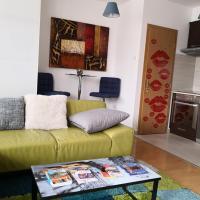 1,5 szobás lakás terasszal,közel a Széchenyi fürdőhöz