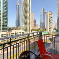 Beautiful & Spacious 2 BR At Standpoint Downtown Close to Burj Khalifa 904