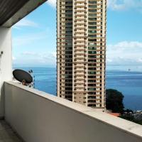 Apartamento 3 quartos Campo Grande Vista Mar