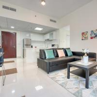 Two Bedroom Waterfront Apartment in Marina Wharf 2 by Deluxe Holiday Homes