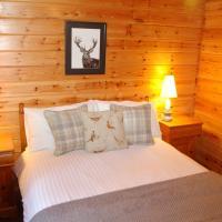 Cosy Rowan woodland lodge no3