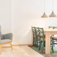 Spacious flat in a central, but calm area of CPH