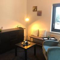 Comfortable studio with free parking