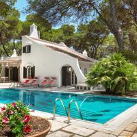 Riva dei Tessali Villa Sleeps 8 with Pool and Air Con