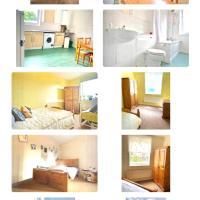 3 bedroom flat 8 min to Canary Wharf , Balcony & parking