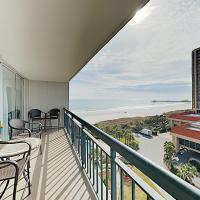 New Listing! Oceanfront Escape w/ Pool, Epic Views condo