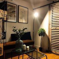 Charmant studio centre Fontainebleau