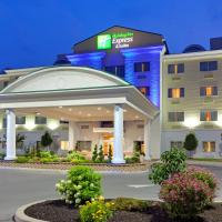 Holiday Inn Express Hotel & Suites Watertown - Thousand Islands