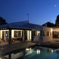 Villa con piscina Cala Morell
