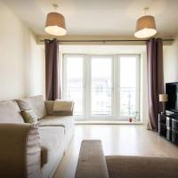 Modern apartment in central location - free parking, twin bed and double bed available