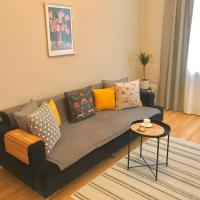 Cozy Home Asara Apartment, free parking, self check-in
