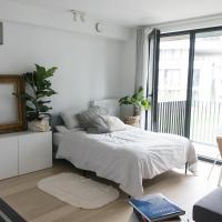 NEW - Dansaert Canal - Magnifique flat cosy