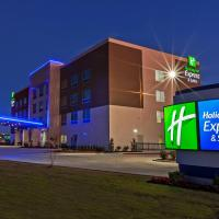 Holiday Inn Express and Suites Tulsa West / Sand Springs