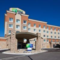 Holiday Inn Express and Suites Denver East Peoria Street