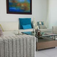 Apartamento en Cartagena zona morros con vista al mar