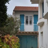 Charming Blue Appartement Biarritz St Charles