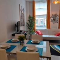 Flat 6 City Center large two bed Flat