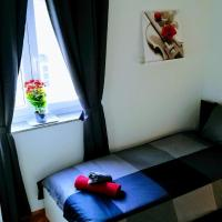 Pula Center Green Park Apartments and Rooms