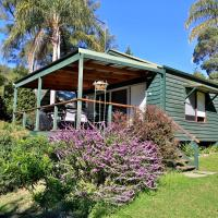 Siver Cabin, hotel in Kangaroo Valley