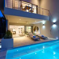 New Sea-View Villa w/Private Pool near Bangrak Beach