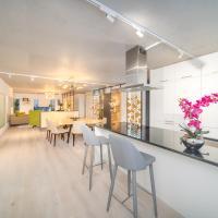 Luxury 3BD Apartment city center of Vevey
