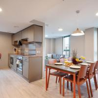 Cool and Contemporay 6BR Apartment in the heart of Liverpool