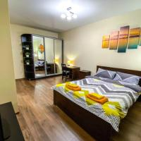 1-комнатная квартира с капитальным ремонтом «под евро».