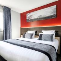 Comfort Hotel Clermont Saint Jacques, hotel in Clermont-Ferrand