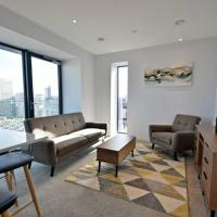 Modern 2 Bedroom Apartment in Green Gate