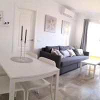 Apartamento Playa del Castillo-Terraza-TV-Wifi-Parking y A Acond