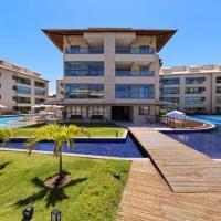 Ekoara 2 qtos (1 suíte) Beira Mar, Muro alto, Lazer completo