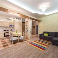 Cozy apartment.