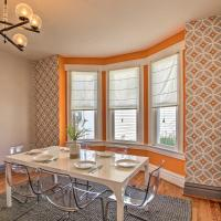Stylish Home Less Than 1 Mile to Historic District!