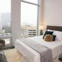 Hope St Downtown Luxury 30 day Rental