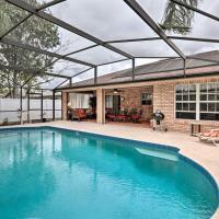 Pet-Friendly Deltona Home w/Yard, Heated Pool