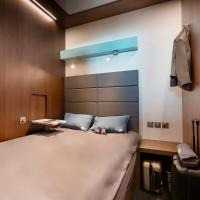 sleep 'n fly Sleep Lounge – Dubai Airport, A-Gates (Terminal 3), hotel near Dubai International Airport - DXB, Dubai