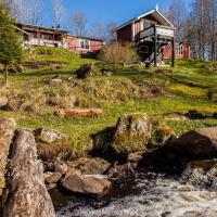 Family friendly/85m2/Småland/creek/trampoline/toys