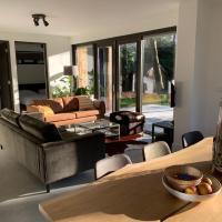 Nieuwe vakantievilla te Huijbergen