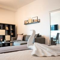 Stylish Studio near Airport & Amsterdam
