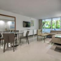 Downtown Miami 1056 Luxury 3BR Waterfront Condo Free Valet Parking