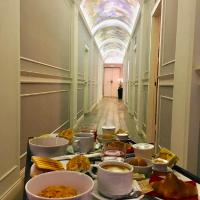 Babuino Grand Suite Luxury Rooms