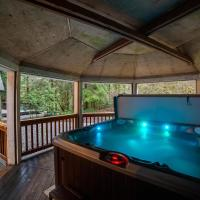 66SL - Hot Tub - WiFi - 3+ Bedroom - Sleeps 10 home, hotel v destinaci Glacier