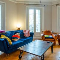 Luxury apartment Clichy