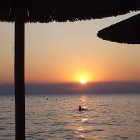 Amazing sunset Siviri mezonaite