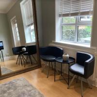 Studio Apartment With The Terrace In Euston!