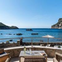Paleokastritsa beach villa