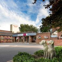 Mercure Maidstone Great Danes Hotel, hotel in Maidstone