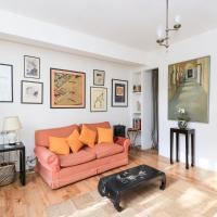Art Deco Apart in Bloemsbury with private terrace