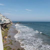Beachfront Oceanview Malibu House 1 Bdr 4 Sleeps